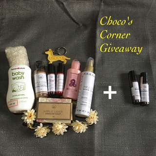 GIVEAWAY: Mommy and Baby Bundle