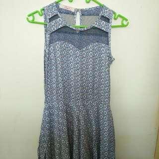 Pre Loved Blue Dress