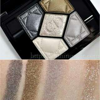 Dior Eye Shadow Pallet