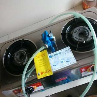 Standard Gas Stove