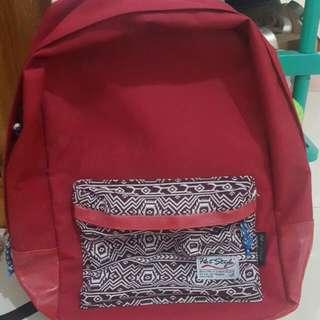 Bagpack HotStyle Maroon