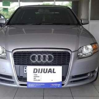 Audi A4 2.0 Thn 2005
