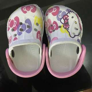 Hello Kitty Baby Sandals Size 18