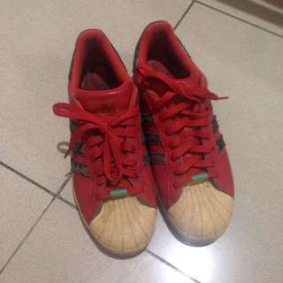 Jual Sepatu Sneaker Adidas Superstar Chinese New Year Snake Edition RARE