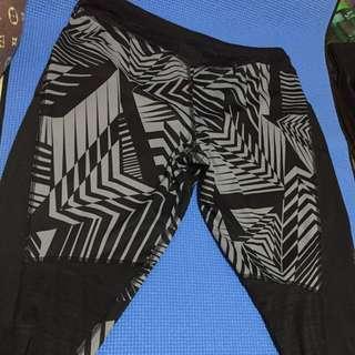 Adidas Womens Compression Leggings