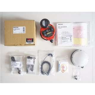 STROBE INON D-2000 type 4 + Accessories