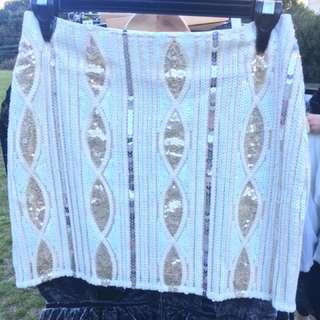 Slide Show Skirt