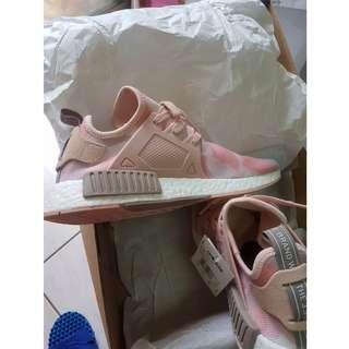 全新,adidas NMD XR1 「Duck Camo」 粉紅 迷彩 BA7753 男女皆可 SIZE: US10=27cm