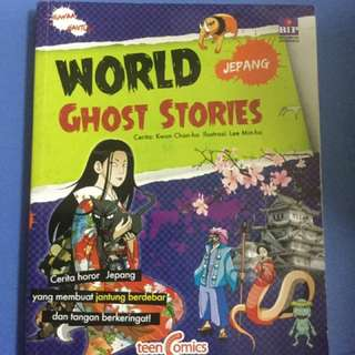 World Ghost Stories (jepang)