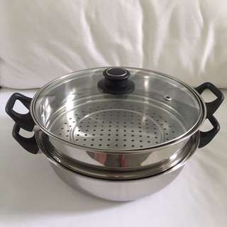 Steamer And Pot