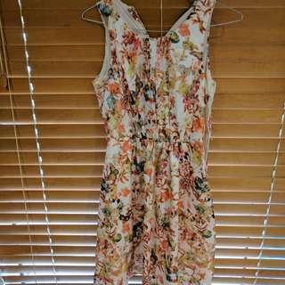 Tempt Floral Dress