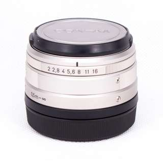 Carl Zeiss Planar T* 35mm F2 Contax G Mount (used)