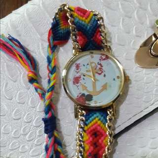 Geneva Fashion watch