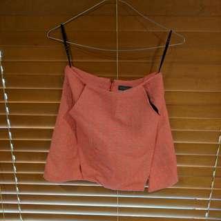 Shieke Winter Mini Skirt