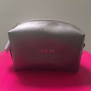 GUESS Pouch 1 Silver