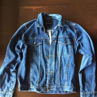 Vintage Denim Jacket Size M