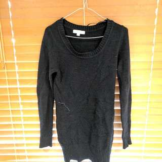 Tempt Jumper In Black