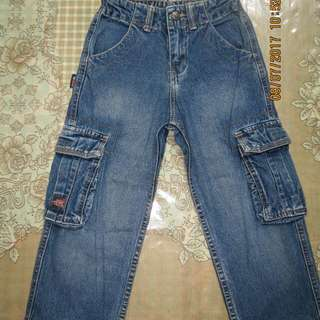 For Kids Bossini Jeans Co. Denim Pants