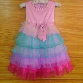 Miss Butterfly Dress