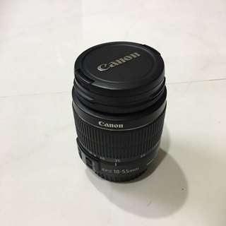 CANON EFS 18-55mm IS