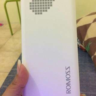 IPHONE 5s With Rosmoss Powerbank
