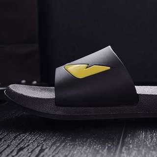 Fendi Monster Inspired Slides