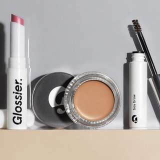 LAST CALL FOR GLOSSIER PRODUCTS