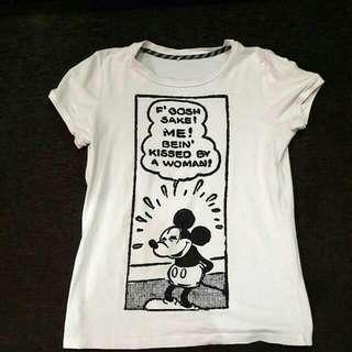 Kaos Mickey Tumblr