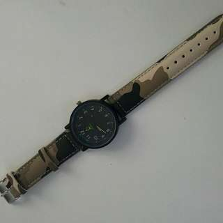 Starhub Watch (Army Camo)