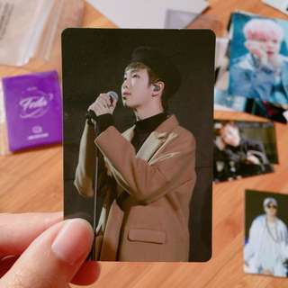 [WTT] BTS Rap Monster 3rd Muster Photocard
