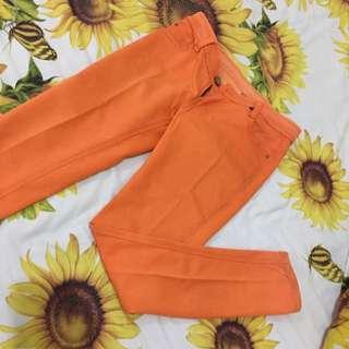 Celana Orange