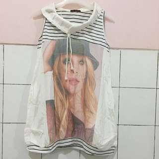 Loose Neck Dress