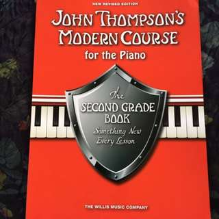 John Thompson's Modern Course For Piano..Second Grade