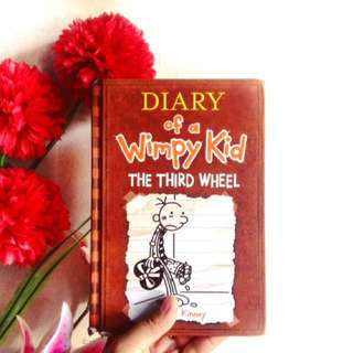 Diary Of A Whimpy Kid: Third Wheel