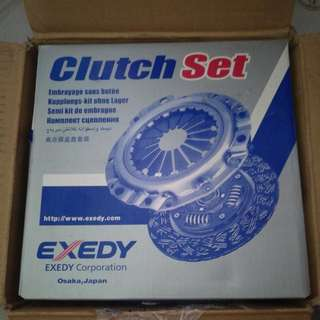 Exedy Clutch Set with NSK Bearings.