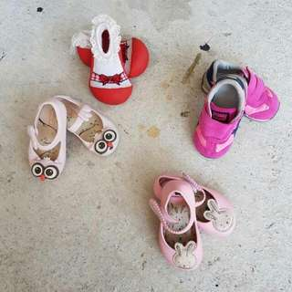 Attipas,  Zaxy And Tiger Onitzuka Shoes
