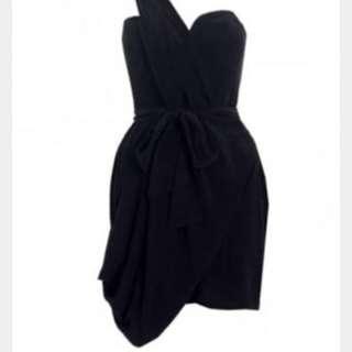 Black Zimmermann Size 0 dress