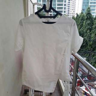 Blouse Broken White