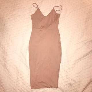Pink Kookai Dress