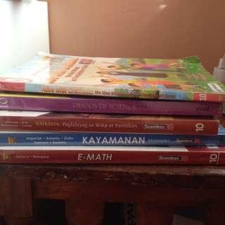 Grade 10 Books K-12