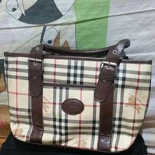 Burberry Bag (Class A)