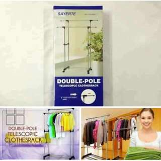 Clothes Rack Sampayan DIY