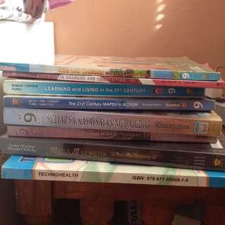 Grade 9 Books K-12