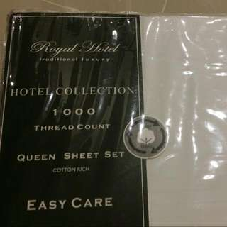 Queen Bed Fitted Cover