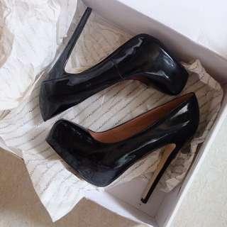 Aldo black Stiletto High Heels
