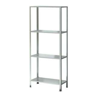 IKEA - HYLLIS - Shelving Unit , In/outdoor Galvanised