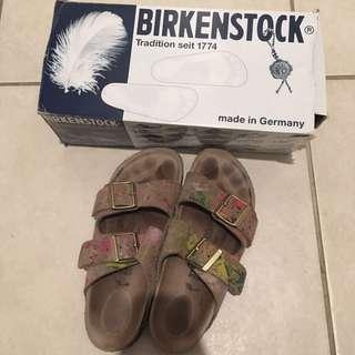 Birkenstocks Arizona 37 Narrow