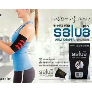 韓國let's slim salua專利顆粒溶脂瘦手臂套