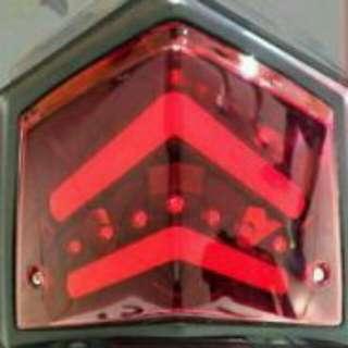 Jet Power J6尾燈