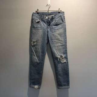 Nobody Boyfriend Jeans